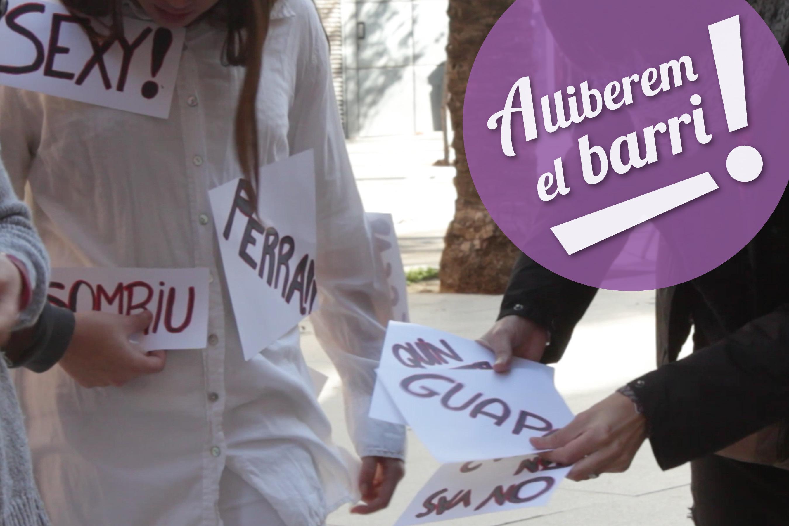 Alliberem el barri Les dones som subjecte
